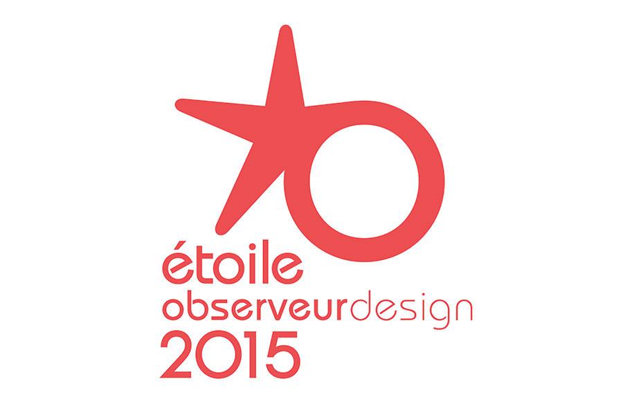 Logo observateur design 2015